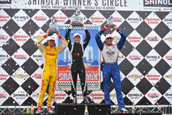 IndyCar Podium 2013 - Race 1