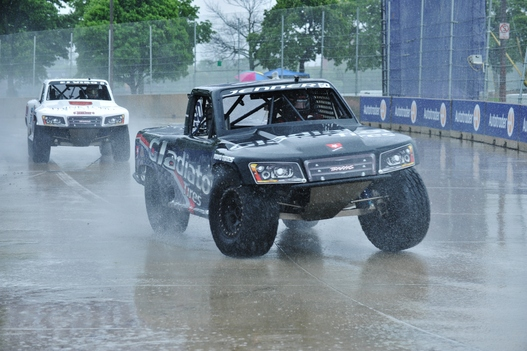Burt Jenner Wins SST Race 3 at Detroit