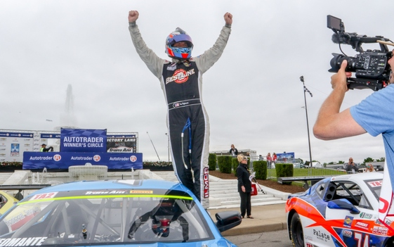 Buffomante Goes Flag-to-Flag for Trans Am Detroit Win