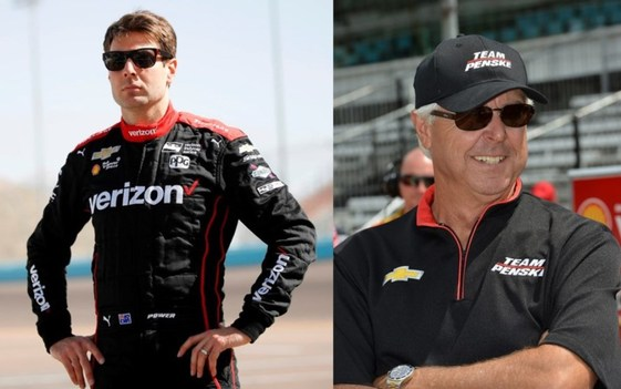 IndyCar Champions Will Power and Rick Mears to Appear Friday at the North American International Auto Show