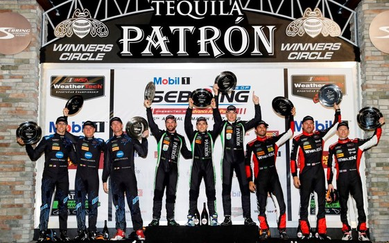 Nissan Scores First Overall Sebring Win Since 1994