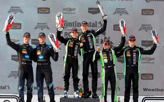 Nissan Scores Breakthrough DPi Win with Tequila Patron ESM at Road America